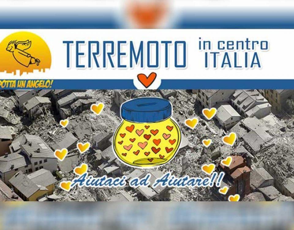 Terremoto, Amatrice 2016 - Ce.R.S. Onlus