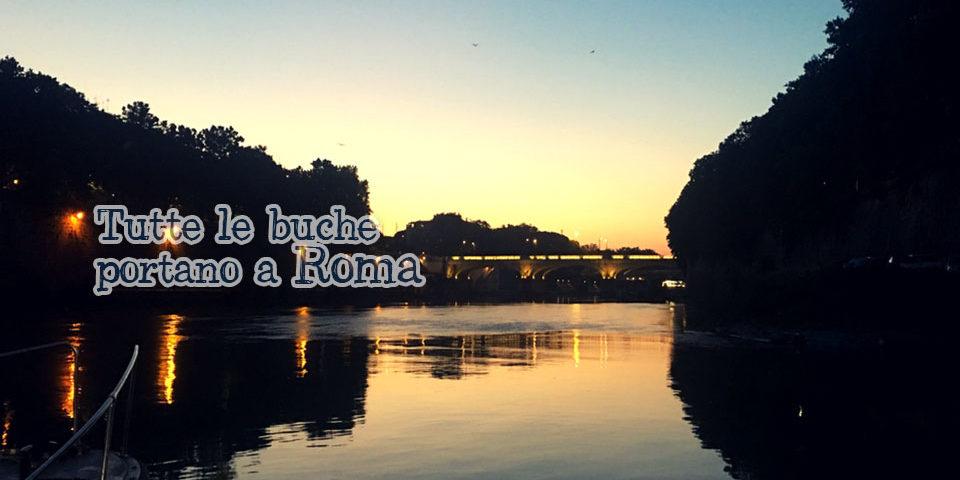 Tutte le buche portano a Roma - Ce.R.S. Onlus - serata raccolta fondi